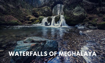 Waterfalls not to be missed when you are in Meghalaya