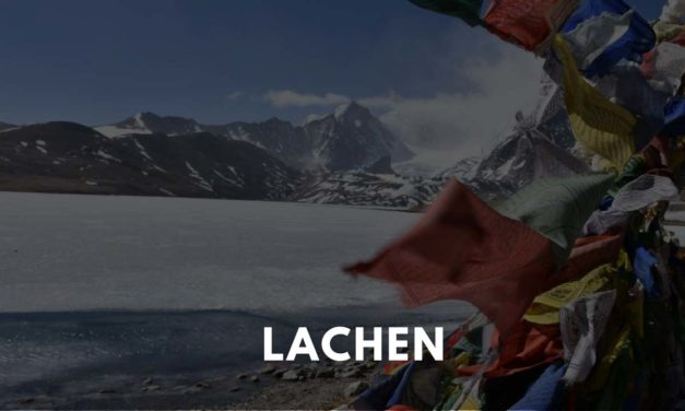 Lachen – the land of Big Pass
