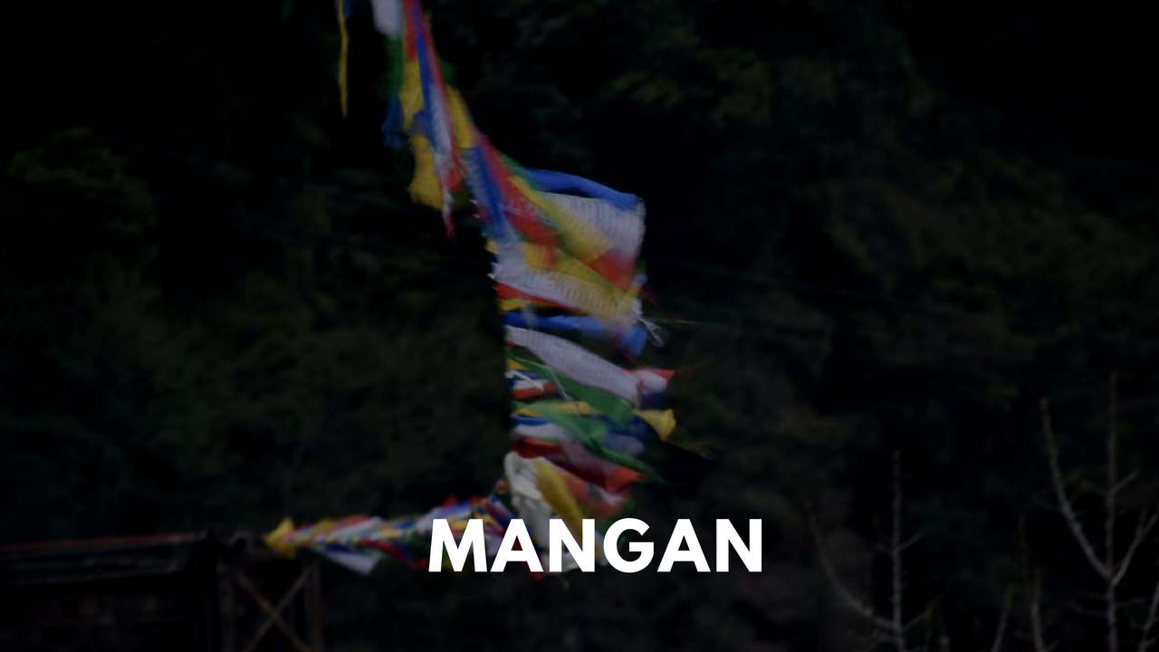 Mangan – the cardamom capital of Sikkim