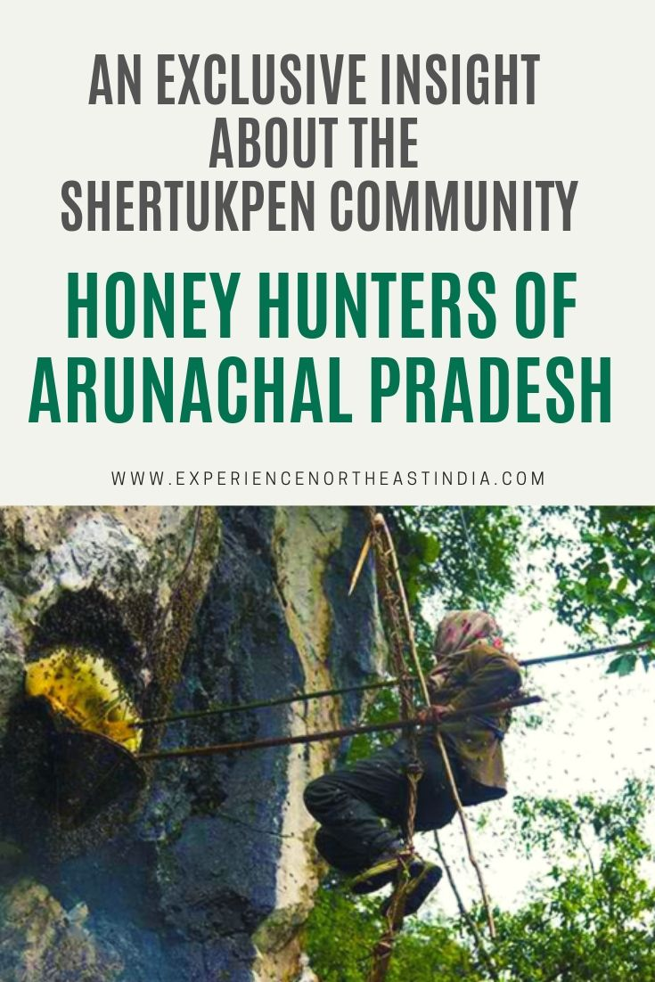 Honey Hunting expedition - offbeat things in Arunachal