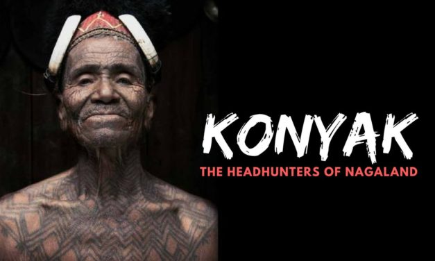 Exclusive insight into lives of the headhunters Konyak Naga