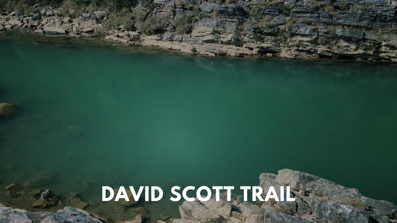 David Scott Trail – Trekking in Meghalaya
