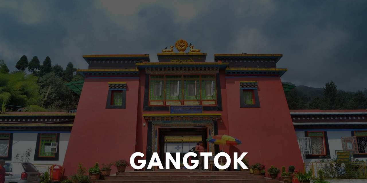 Gangtok – the cleanest Hill Station