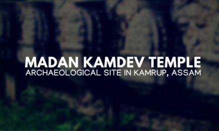 Madan Kamdev Temple – Archaeological site in Kamrup, Assam