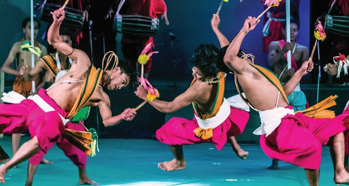 All That You Need To Know About Sangai Festival Manipur