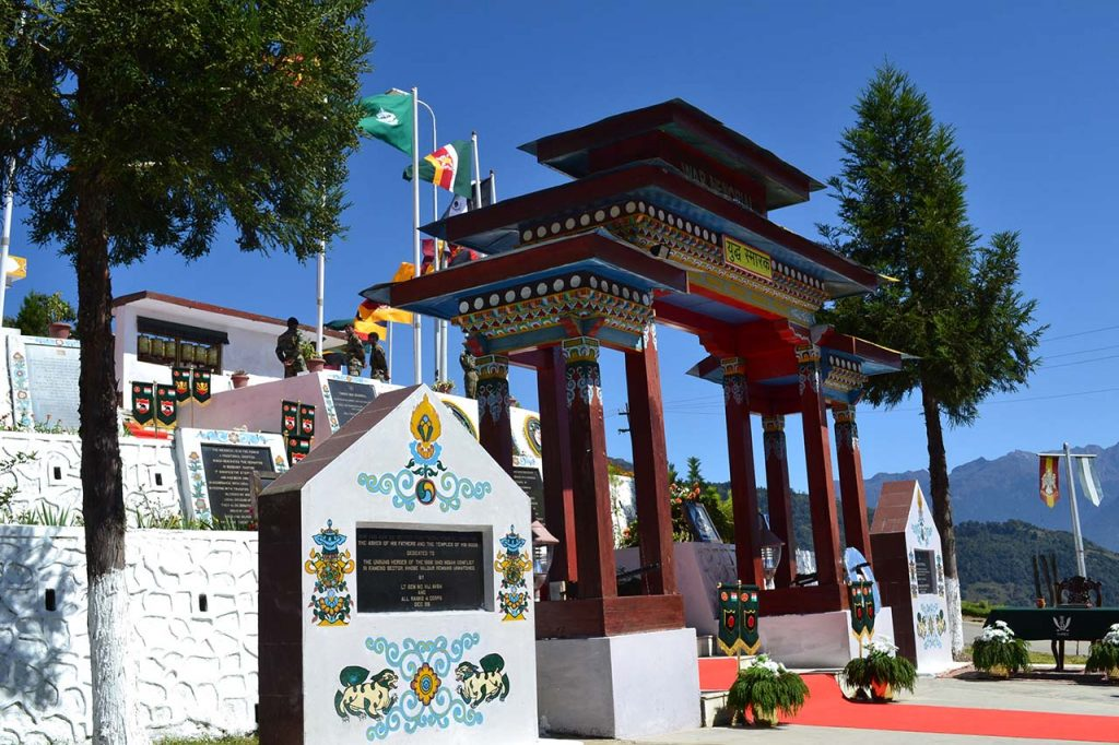 Tawang War Memorial
